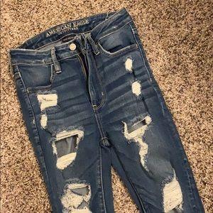 super cute denim jeans
